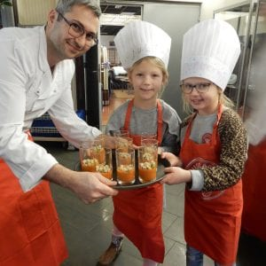 Kinder Kook Café