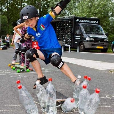 Skatefeest