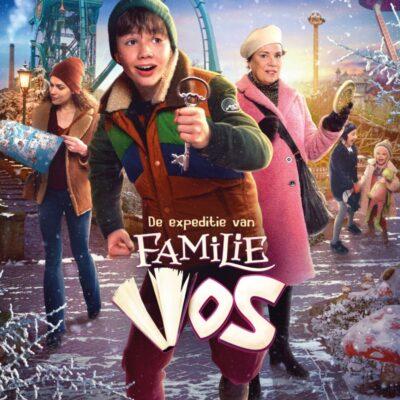 Voorstelling: Film De expeditie van familie Vos